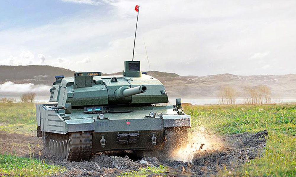 'Üretim başlayacak' denilmişti! Altay tankı 2021 programında yok