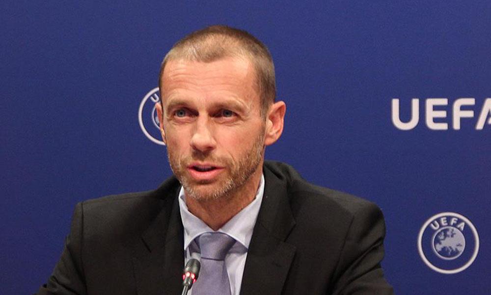 UEFA Başkanı Ceferin'den flaş VAR açıklaması