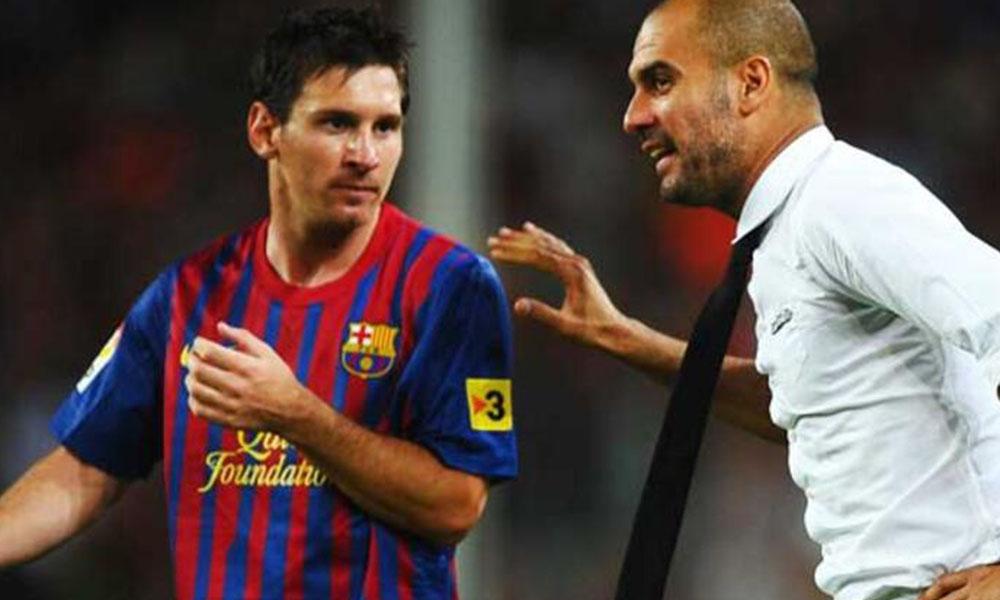 Messi ve Guardiola bir araya mı geliyor? Başkan adayından flaş açıklama