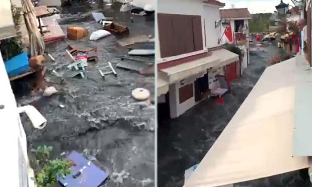 İzmir depremi sonrası, Kandilli'den korkutan tsunami uyarısı