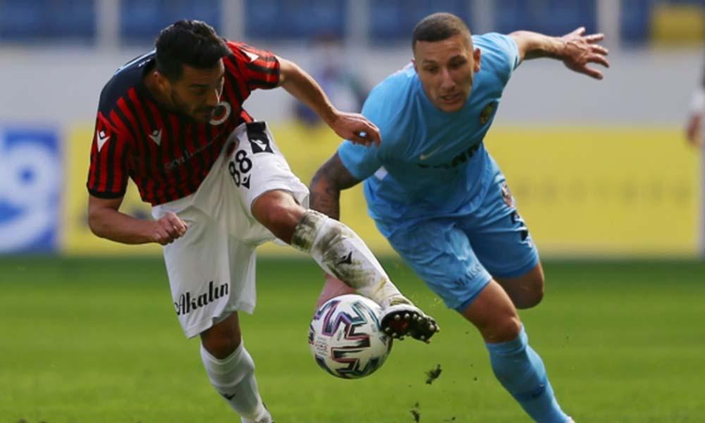 Gençlerbirliği-Gaziantep FK maçında kazanan çıkmadı