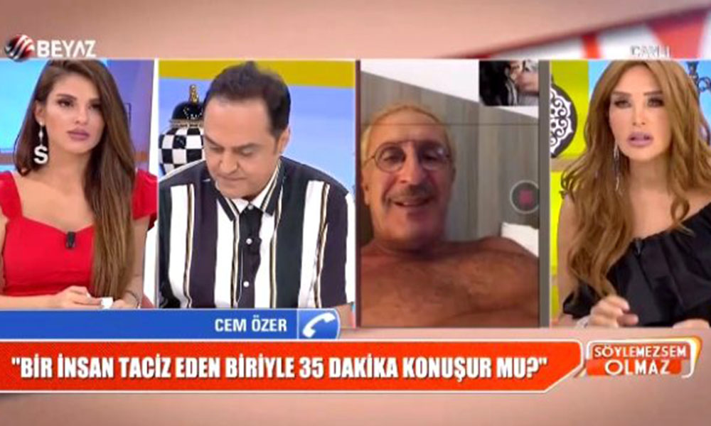 Evli kadına çıplak fotoğraflar gönderen Cem Özer'den pes dedirten itiraf!