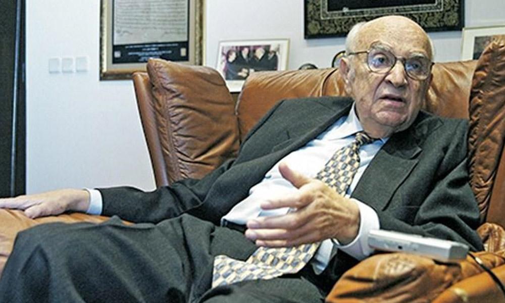 Profilo'nun kurucusu, Jak Kamhi 95 yaşında hayatını kaybetti! Suikasttan kurtulmuştu