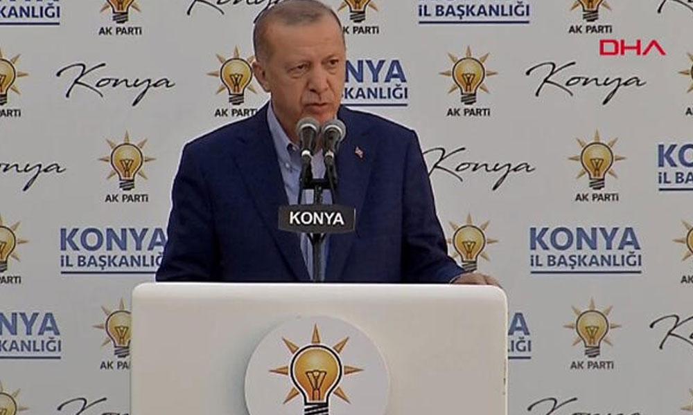 Erdoğan: 6-8 Ekim olaylarının yargı önünde hesabını soruyoruz