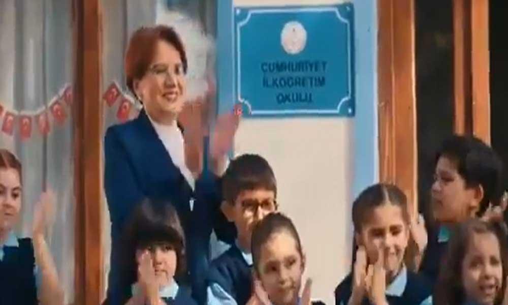İYİ Parti'den duygulandıran 29 Ekim Cumhuriyet Bayramı videosu