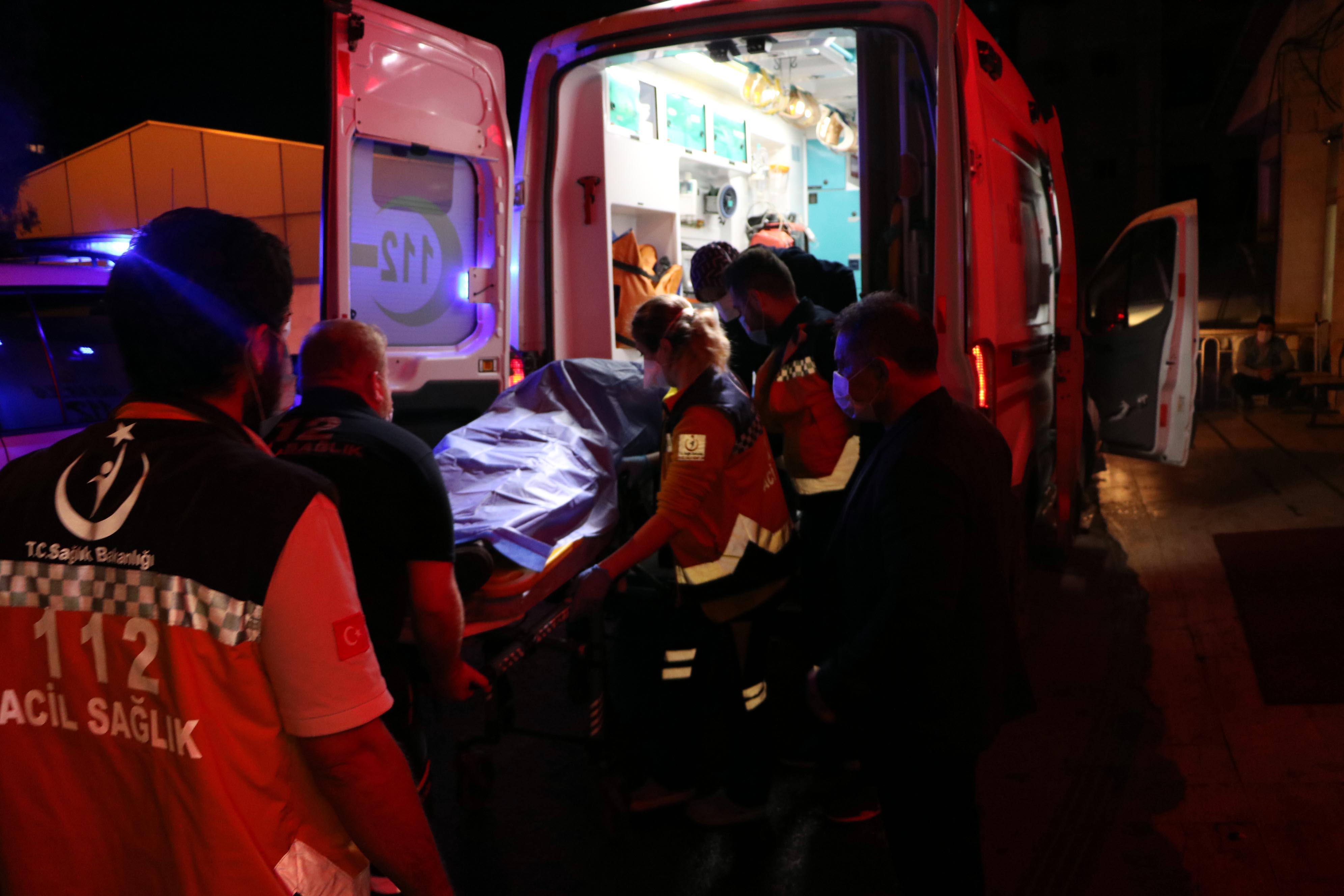 Maden ocağında göçük: 1 işçi yaralandı