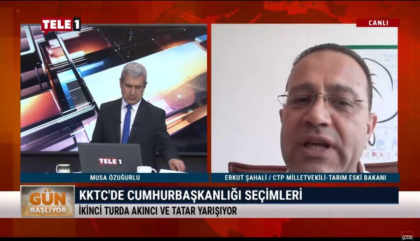 Ankara, KKTC seçim sonuçlarını değiştirmeye çalışıyor – GÜN BAŞLIYOR 2.BÖLÜM
