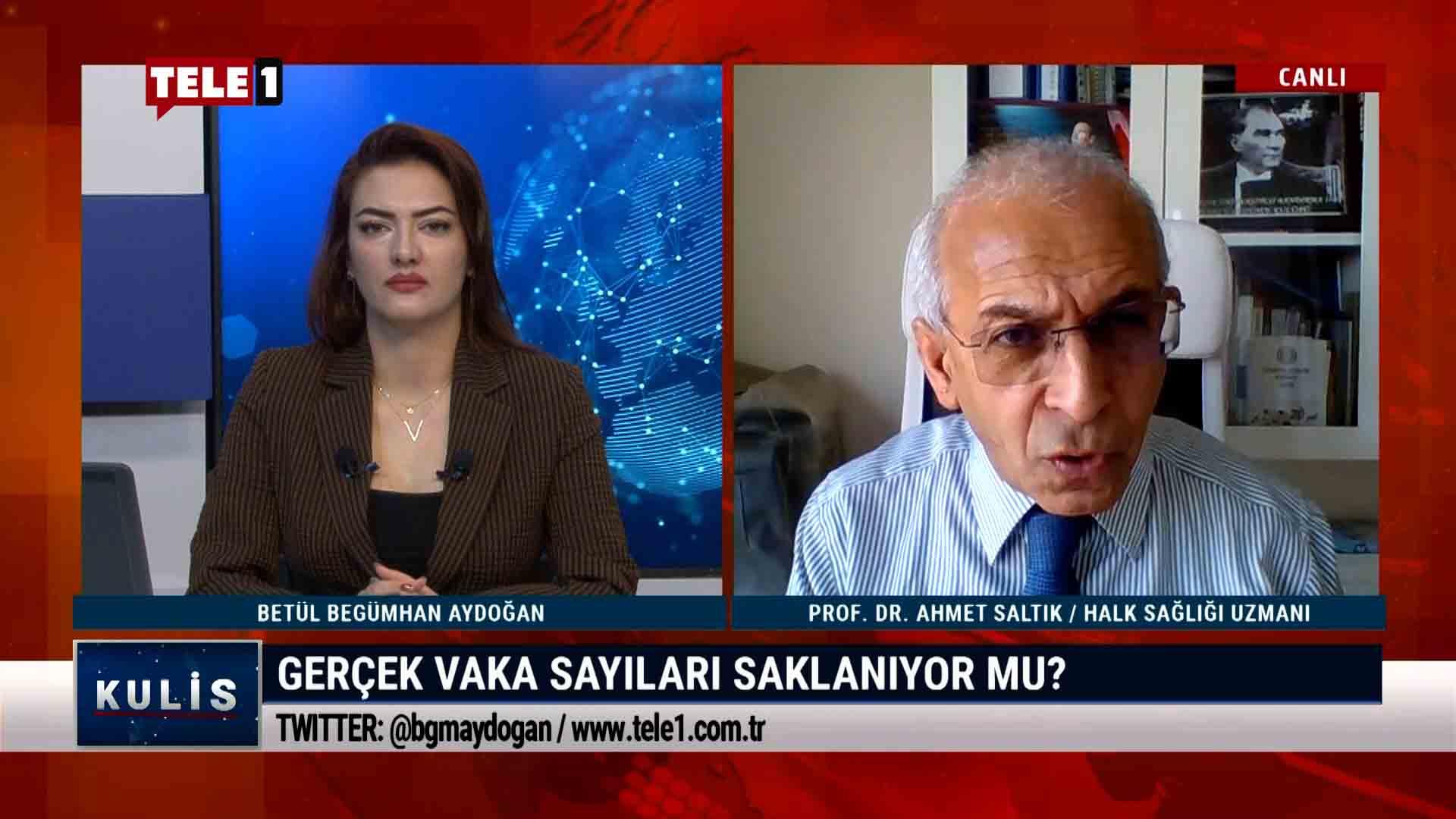 Halk Sağlığı Uzmanı Prof. Dr. Ahmet Saltık: İstifa hakkı kaldırılamaz – KULİS