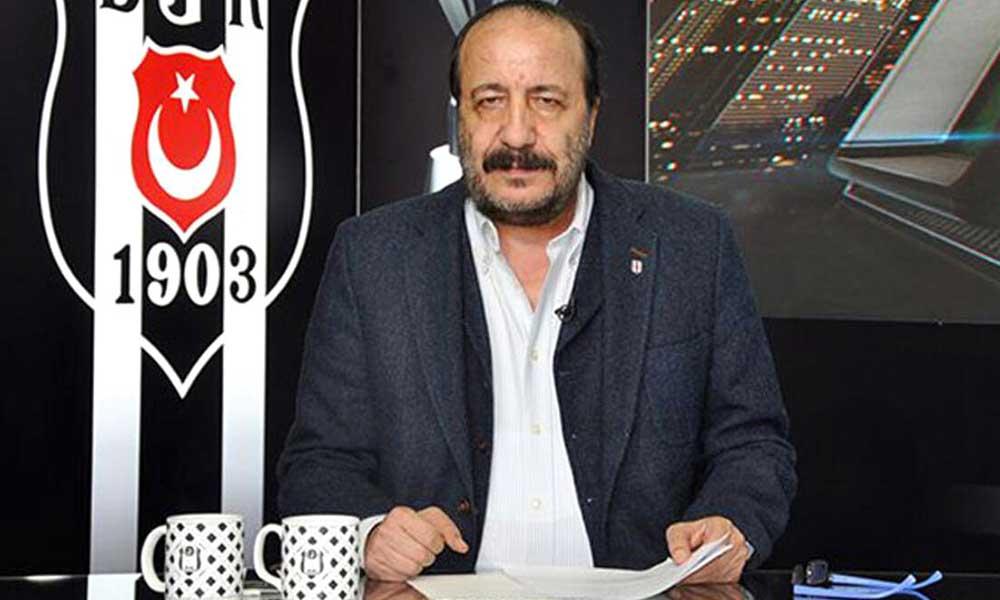 Beşiktaş İkinci Başkanı Adnan Dalgakıran iletişim görevini bıraktı