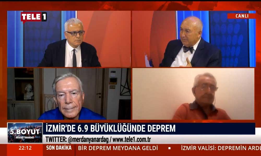 Deprem Bilimci Prof. Dr. Ahmet Ercan'dan korkutan İzmir uyarısı: Daha yıkıcı olabilir