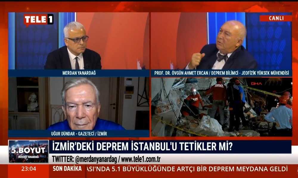 İzmir'deki deprem beklenen İstanbul depremini etkiler mi?