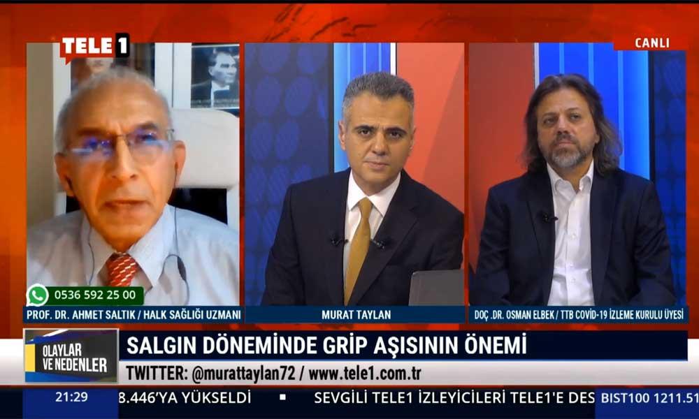Türkiye'de salgının son durumu – OLAYLAR VE NEDENLER