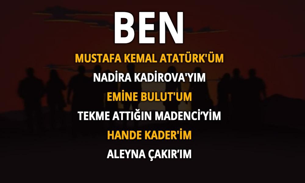 Atatürk'ü yok sayan 'Ak Gençlik' videosuna alternatif