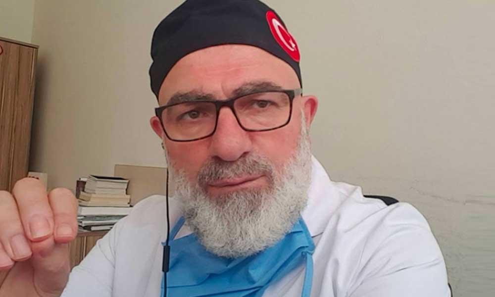 Gerici Ali Edizer tabiplik görevinden de açığa alındı