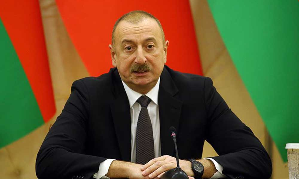 Aliyev: Azerbaycan – İran sınırı işgalden kurtarıldı