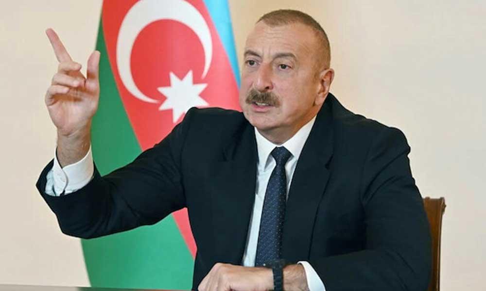 Aliyev'den Fransa'ya tarihi ayar: Marsilya'yı onlara verin