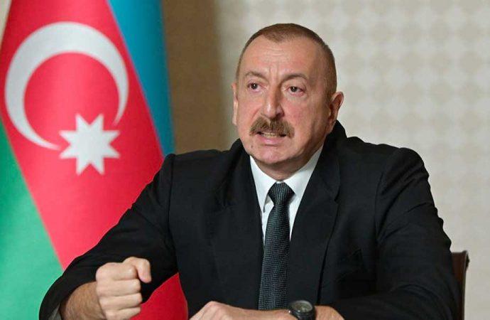 Azerbaycan Cumhurbaşkanı İlham Aliyev: Zengilan şehri bizimdir