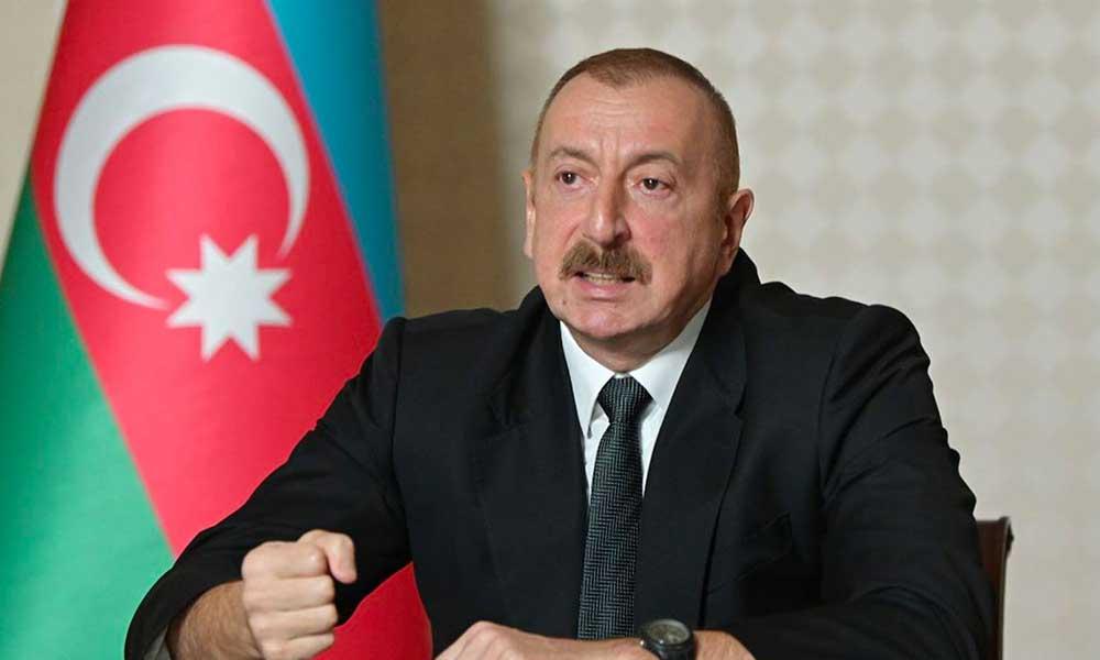 Azerbaycan Cumhurbaşkanı Aliyev: İşgalcilere son şansı veriyoruz