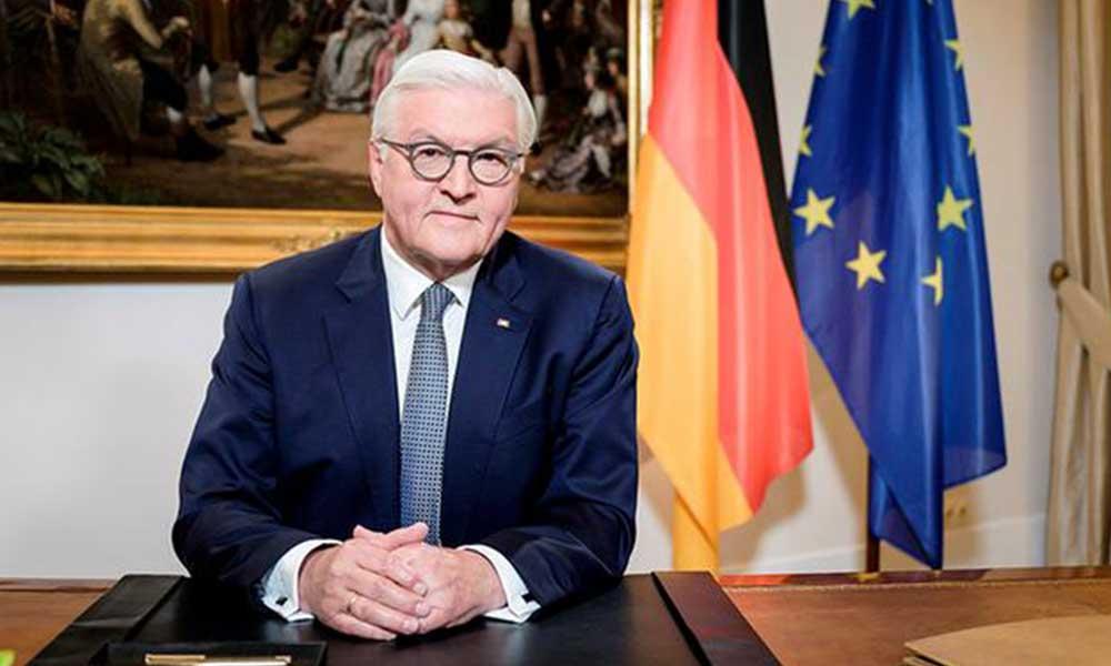 Almanya Cumhurbaşkanı karantinaya alındı