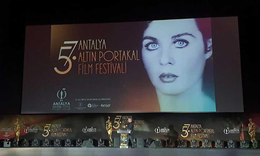 57. Altın Portakal Film Festivali başladı