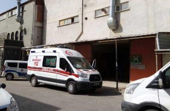 Bursa'da iş cinayeti: Yük asansörüne sıkışan işçi hayatını kaybetti