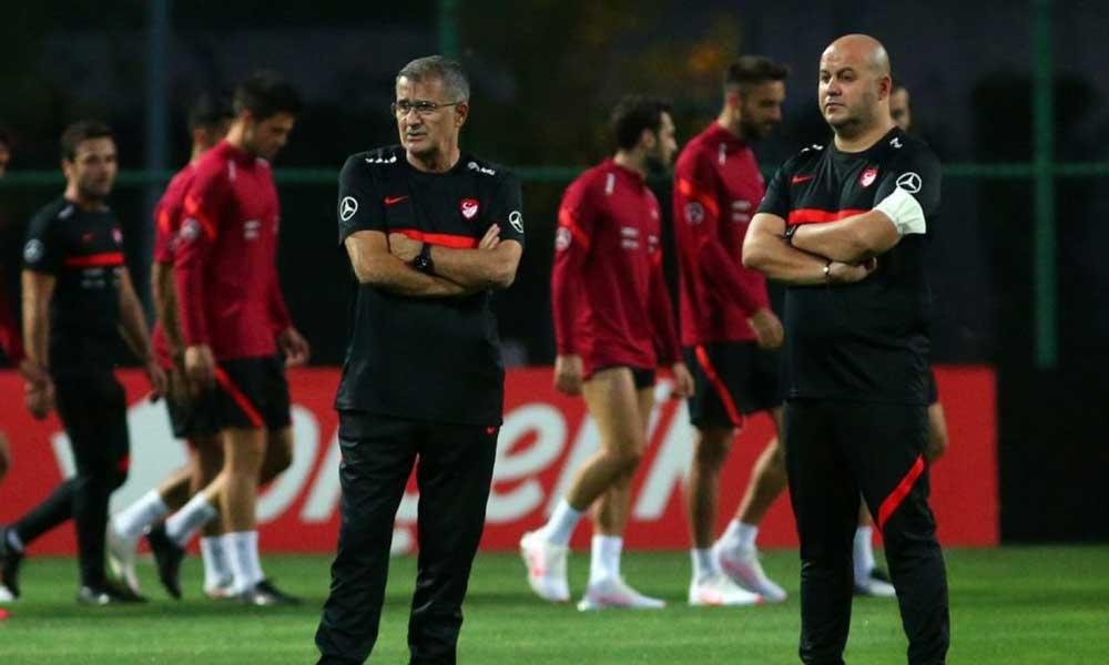 A Milli Futbol Takımı'nda çalışmalar başladı