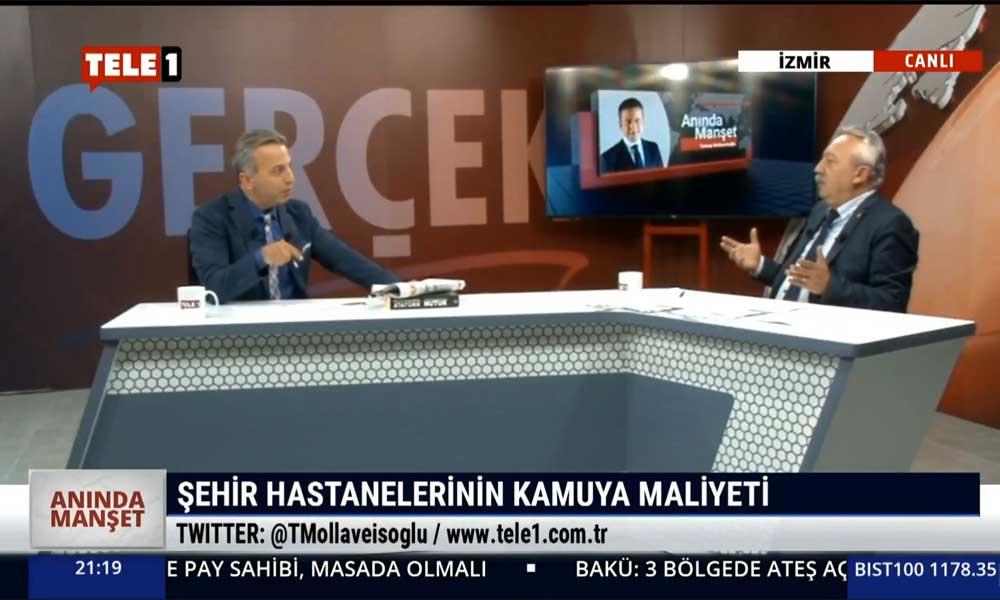 CHP'li Tacettin Bayır: Bunun adı soygundur, bu soygun bizim vergilerimizin içinden yapılıyor