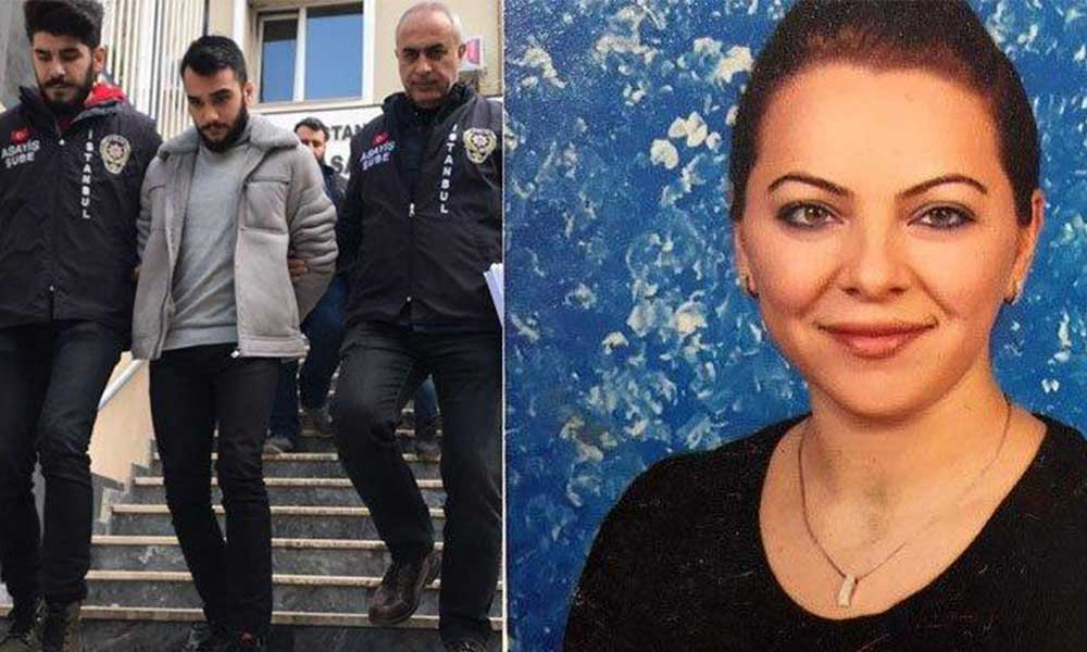 Kan donduran ifade: Annesini çekiçle öldürüp cesedini battaniyeye sardıktan sonra evde parti vermiş!