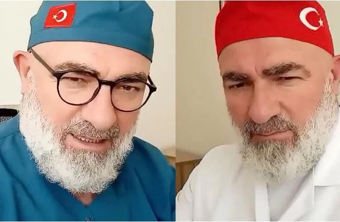 GATA'nın gerici başhekim yardımcısından Mesut Yılmaz'a hakaret