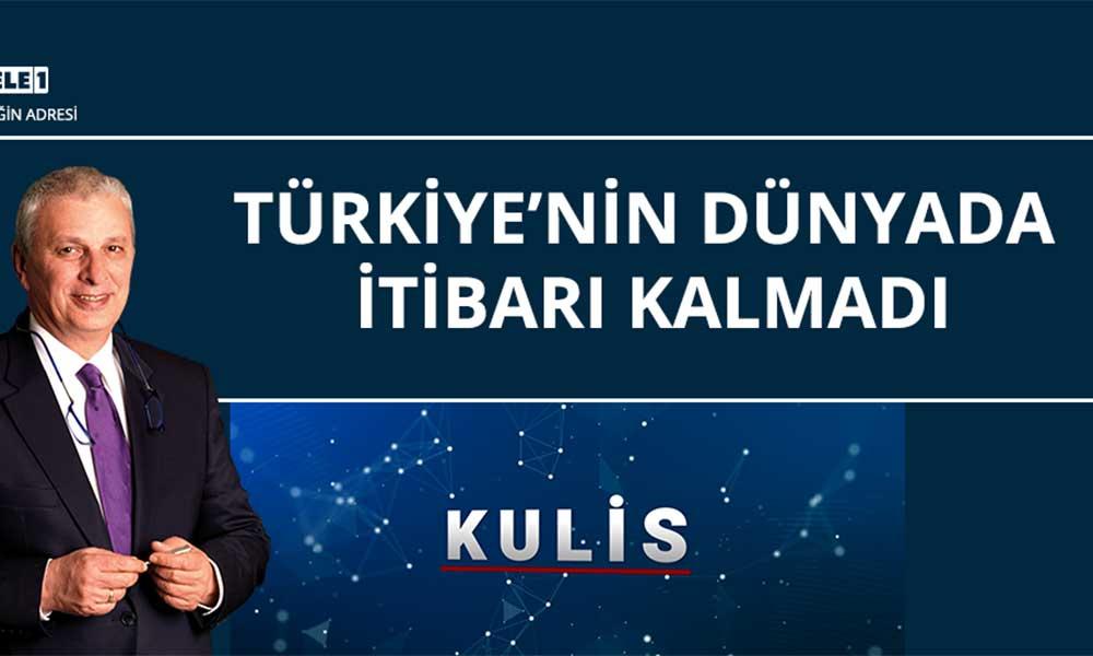 Dünya kamuoyunda Türkiye'nin imajı düşüyor – Kulis (7 Ekim 2020)