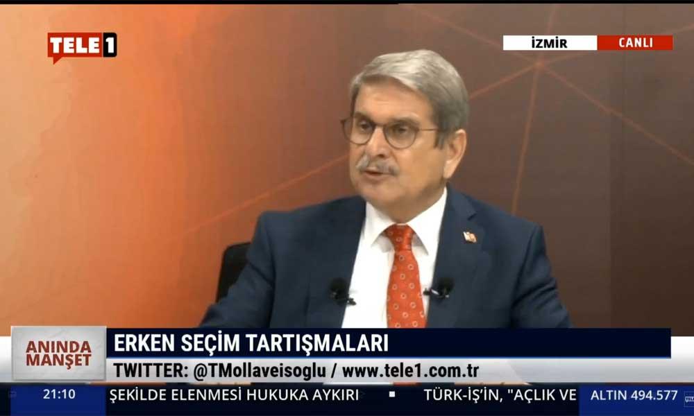 İyi Parti İzmir Milletvekili Aytun Çıray: Erdoğan'ın 'İyi Parti yerli ve millidir' söylemi siyasi akla aykırı