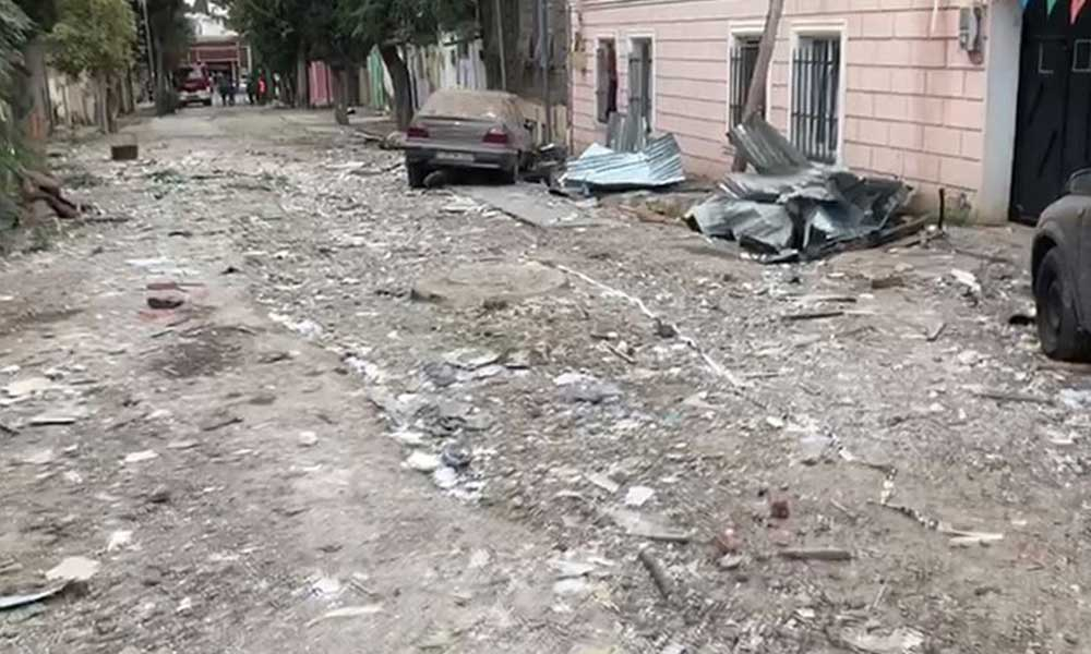 Ermenistan savaşı sivil yerleşim yerlerine taşıyor