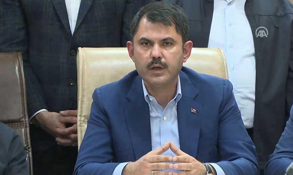 Bakan Kurum: İzmir'deki depremde 12 kişi hayatını kaybetti, 522 kişi yaralandı