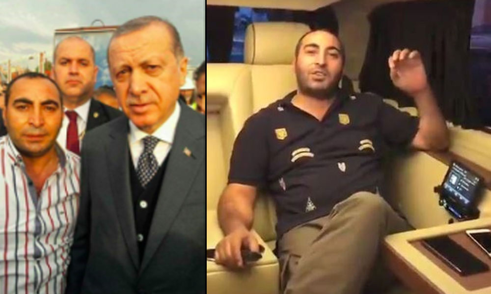Sosyal medyada 'mafya hizmeti reklamı' yapan AKP'li tutuklandı