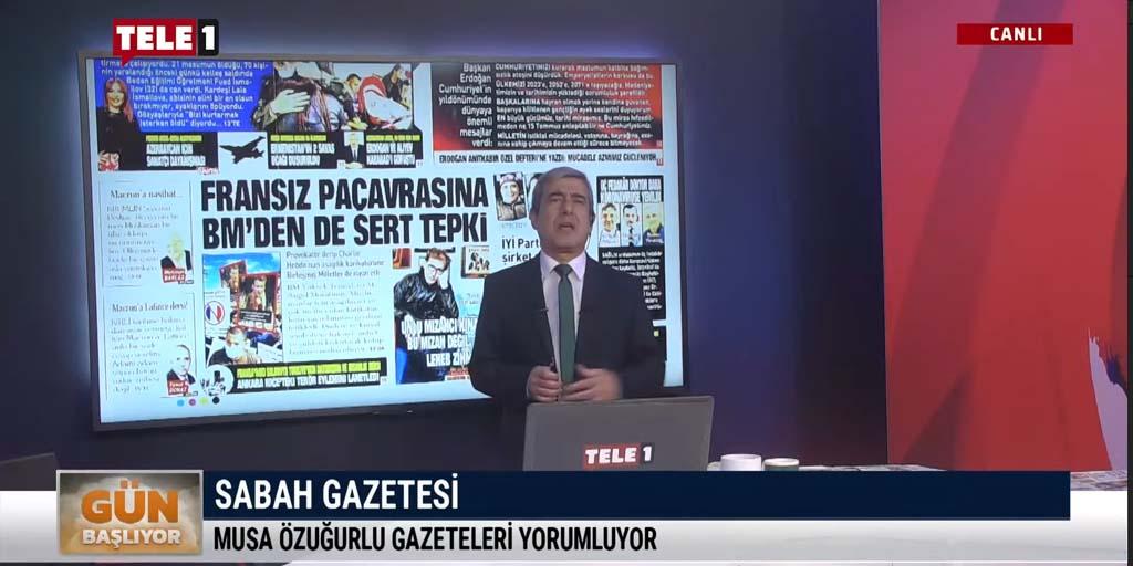 """""""Türkiye'de Cumhuriyet'in Kazanımlarına sahip çıkan az bir topluluk kaldı"""" – GÜN BAŞLIYOR"""