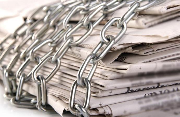 Utanç! Bakın Türkiye'yi basın özgürlüğünde kimlerle bir tutuyorlar