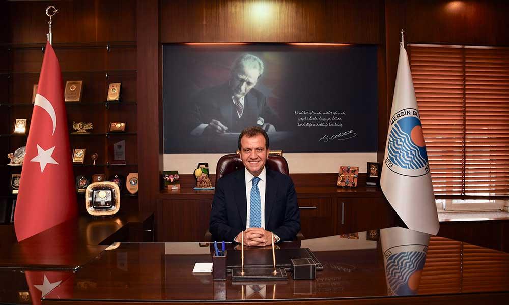 Başkan Seçer'den 'Muhtarlar Günü' mesajı