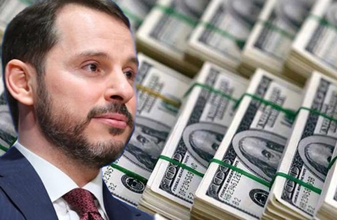 Damat Albayrak dediğini yaptı! 'İstersem düşürürüm' demişti dolar tepetaklak