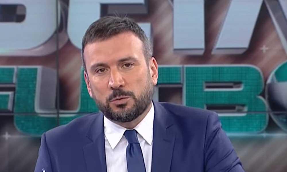 Ertem Şener Beyaz TV'den istifa ettiğini duyurdu