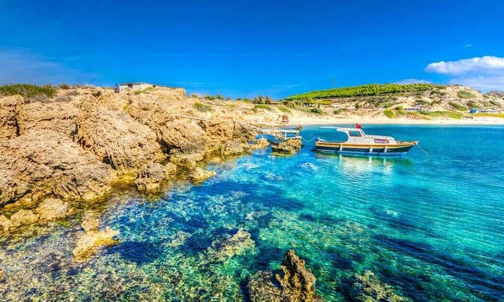 Avrupa'nın en güzel 10 adası seçildi! Listede Türkiye'den de bir yer var