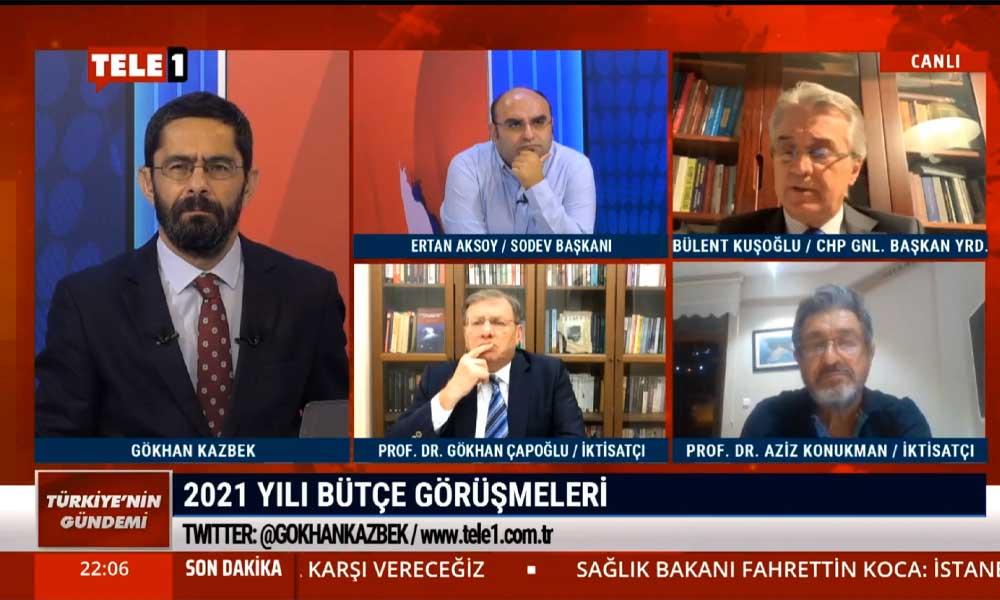 CHP Genel Başkan Yardımcısı Bülent Kuşoğlu: Kanun yaparken birileri bizi kovalıyor gibi, olup olmadık kanunlar geçiyor