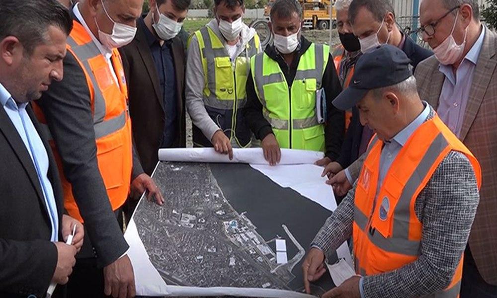 Büyükşehir Belediye yönetiminin değişmesiyle ambargo sona erdi