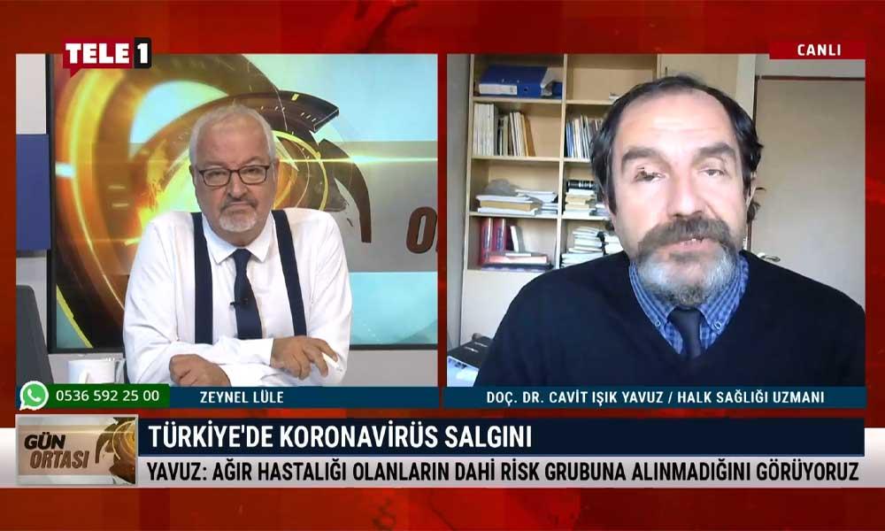 Doç. Dr. Cavit Işık Yavuz: Türkiye'de gerçek durumu bilmiyoruz, bu hafta ölü sayısı 500'ü geçebilir