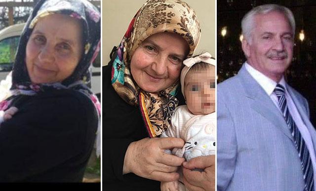 54 günde üç kardeş koronadan hayatını kaybetti