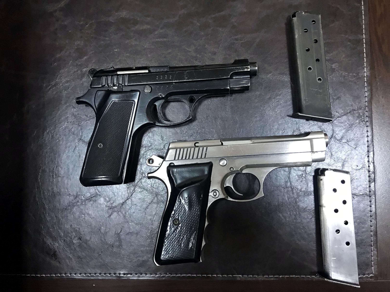 Bitlis'de uyuşturucu ve silah ele geçirildi
