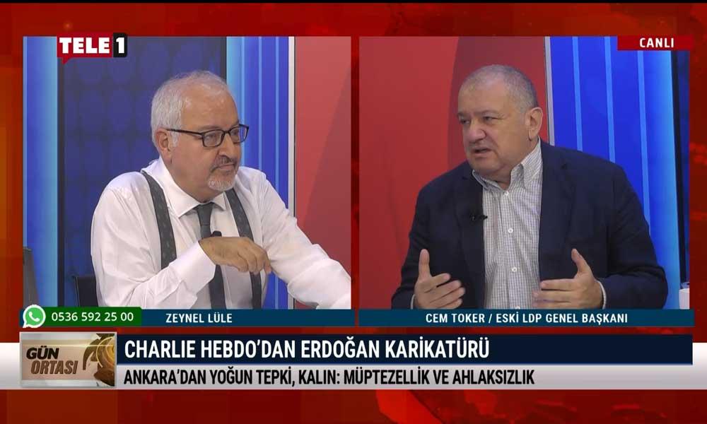 Cem Toker: Türkiye artık anayasal bir hukuk devleti değil