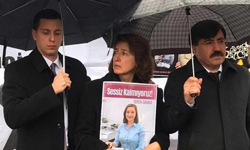 İstinaf Mahkemesi, Ceren Damar'ın katiline verilen ağırlaştırılmış müebbet hapis cezasını onadı