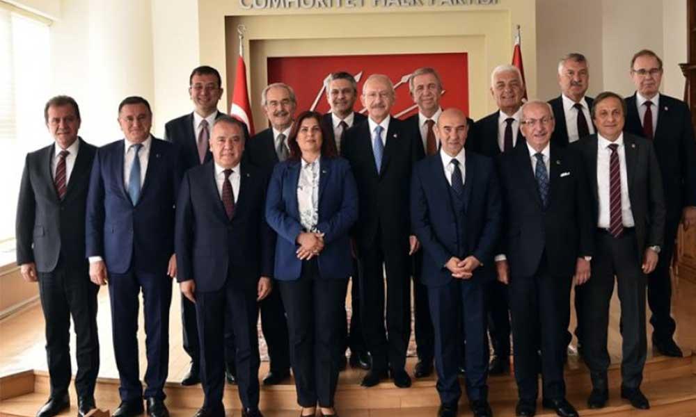 CHP'den CHP'li belediye başkanlarına yeni talimat