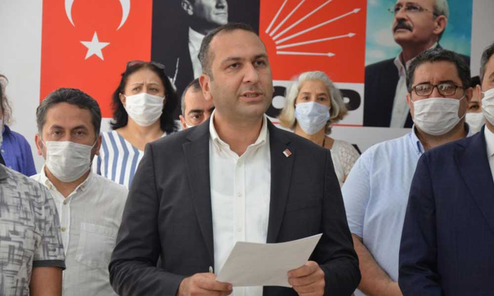 CHP'li İlçe Başkanı koronavirüse yakalandı
