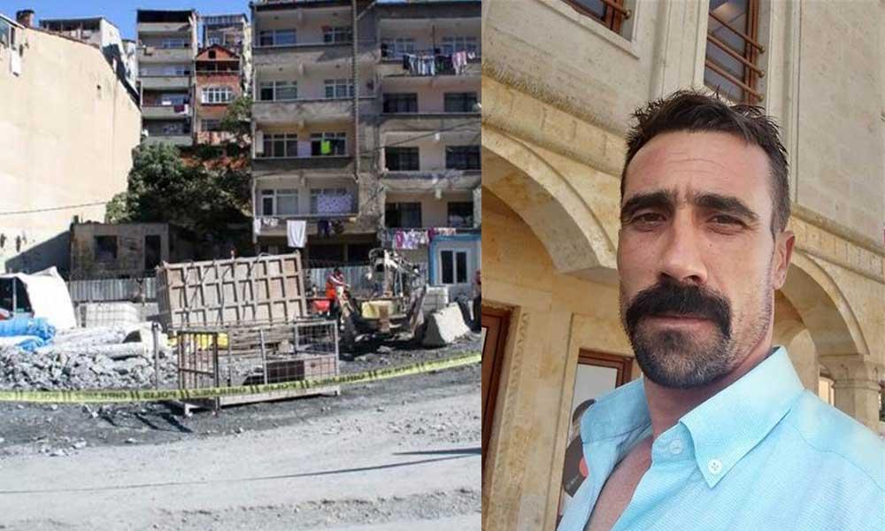 Şişli'de iş cinayeti: İş makinesinin altında kalan işçi hayatını kaybetti